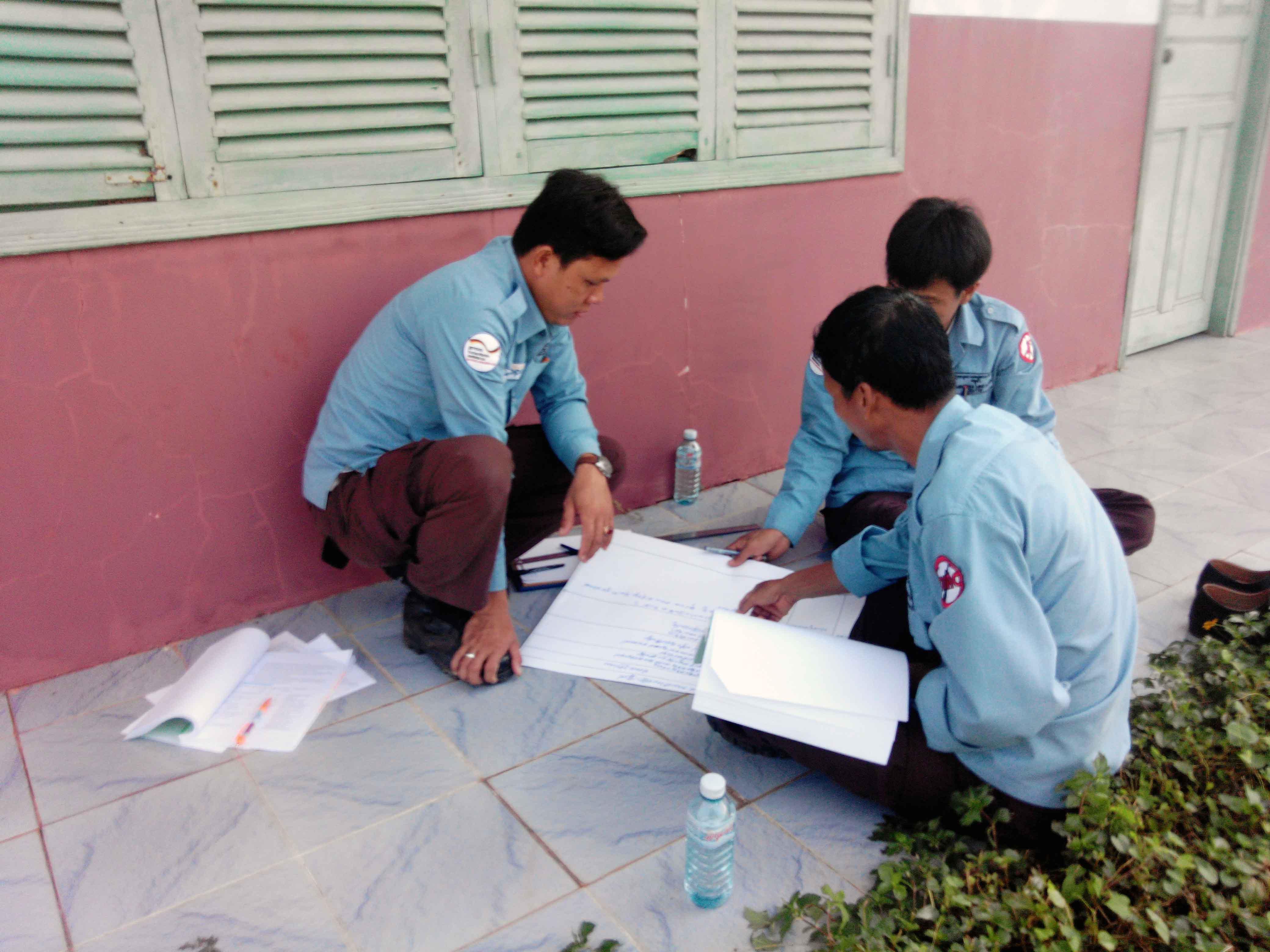 安全管理計画実習