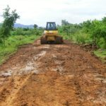 SVC 泥濘化した土の除去