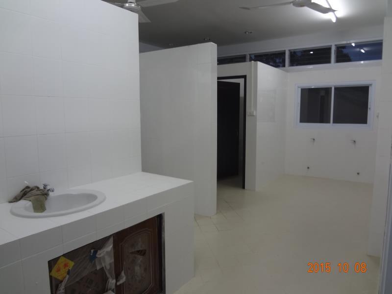 トイレシャワー室