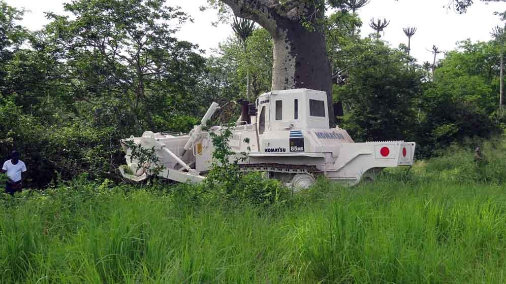 地雷処理11
